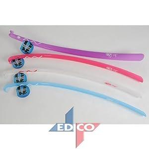 Extra-Long Handled Shoe Horn 69.5cm (Various Colours) PLASTIC SHOE HORN REMOVER DISABILITY MOBILITY AID FLEXIBLE STICK