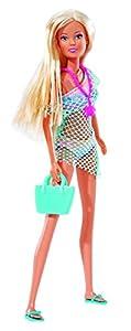 Simba Toys Steffi Love Fashion Summer muñeca - Muñecas (Multicolor, Femenino, Chica, 3 año(s), 9 año(s), 290 mm)