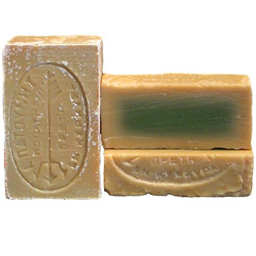 patounis-grune-olivenseife-2er-pack-2-x-115gr-reine-vegane-olivenseife-aus-100-olivenkernol-handgesi