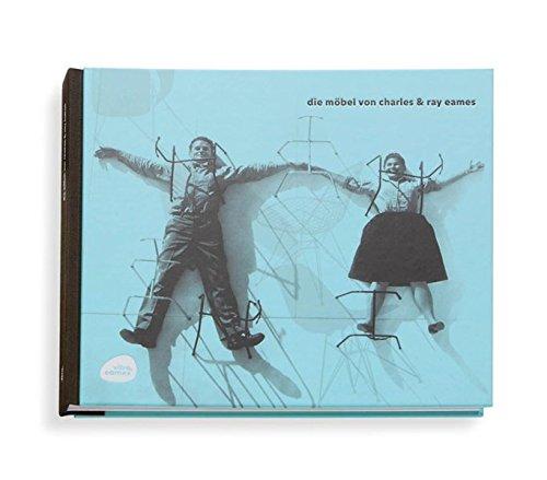 Die Möbel von Charles & Ray Eames Buch-Cover