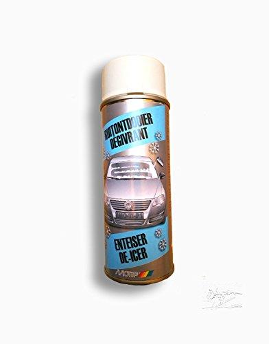 Autoscheiben Frontscheiben Enteiserspray Scheibenentfroster Scheibenenteiser Eisspray eisfreie Autoscheiben