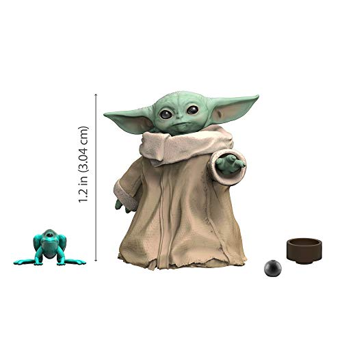 Star Wars Black Series The Child Figura de acción (Hasbro F12035L0)