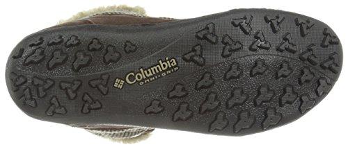 Columbia Minx Shorty Omni-heat Tweed, Multisport Outdoor femme Marron (256)