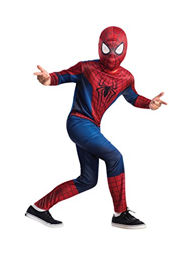The Amazing Spider-man 2, Spider-man Value Costume, Child Large