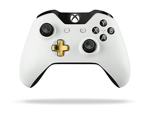 Xbox One Special Edition Lunar Wireless Controller – White 41cch6hi99L