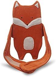 Wärmflaschenhülle großer Fuchs Wärmflaschenbezug zum umbinden