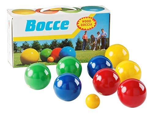 Holz-Boccia-Set