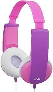 Jvc Ha Kd5 P E Kinder Stereo Kopfhörer Pink Elektronik