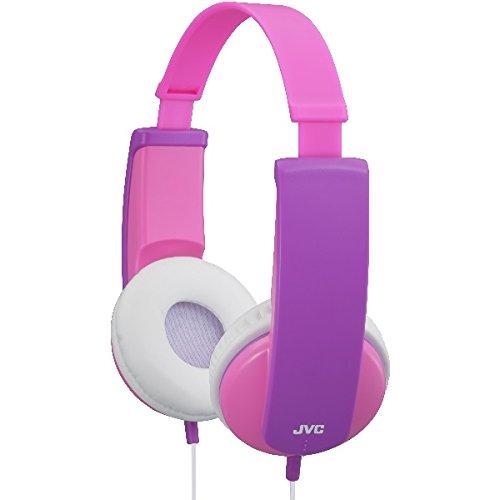 JVC HA-KD5-P-E Kinder Stereo Kopfhörer pink