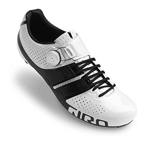 Giro Factor Techlace - Chaussures - noir 2017 chaussures vtt shimano blanc/noir