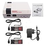 Für nes Controller, Controller für den Nintendo Classic Mini, Gamepad, Handy, Videospiel von 500Spiele Decoder mit doppelter Controller (HD, HDMI Buchse)