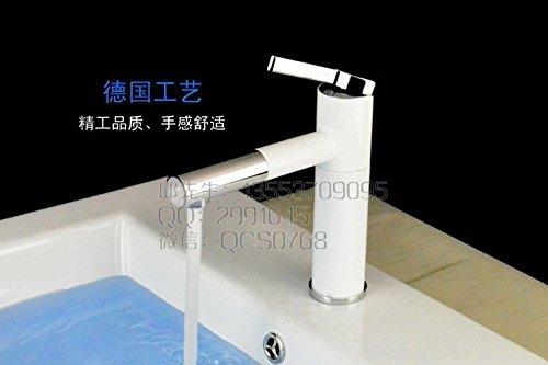 Wasserhahn Liefern (tougmoo Wasserhahn Hersteller liefern High-End Export Qualität Kupfer Core Hot und Cold Wasserhahn, Hohe)