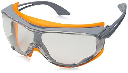Uvex Sky Guard NT Gafas Protectoras - Seguridad Trabajo - Transparentes Anti-rayaduras y Anti-vaho