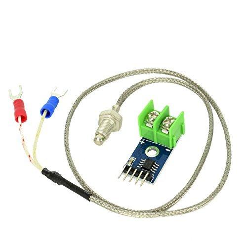 Temperaturfühler MAX6675mit Thermoelement SPI-für-Messung, Digital, Optimus - -