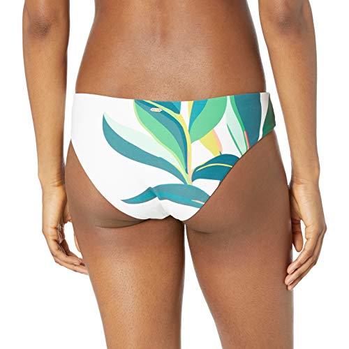 Rip Curl Damen Palm Bay Bikinislip, weiß, X-Large - 2