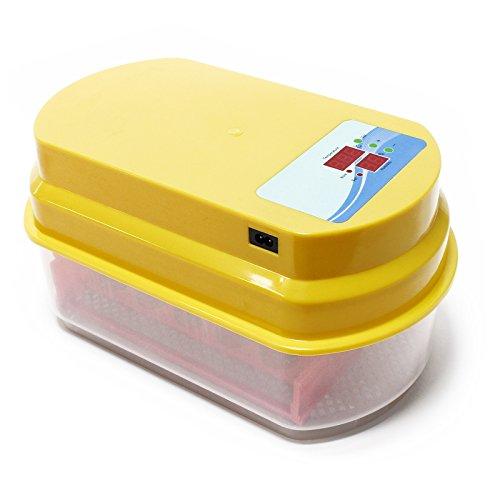 Incubatrice automatica da 15 uova apparecchio per l'incubazione delle uova