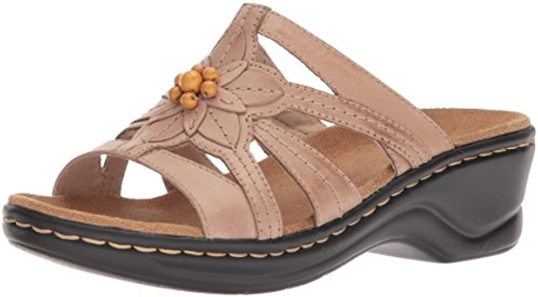 Clarks Clarks Clarks Wouomo Lexi Myrtle Platform, Sand Leather, 11 Narrow US | In Uso Durevole  3b97d6