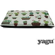 Yagu colchoneta roma cactus talla 65x55x6