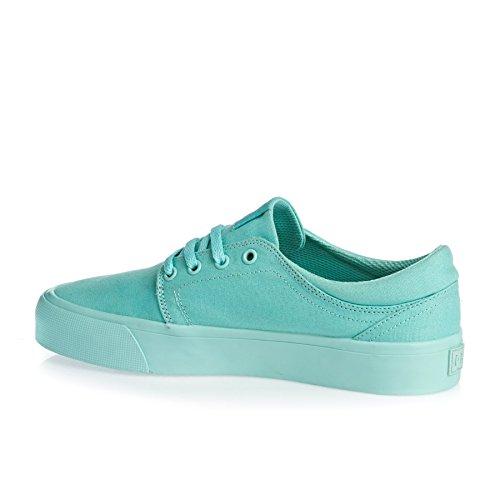 DC - Trase Tx J Shoe Bkw, Sneaker basse Donna Blue - Aqua