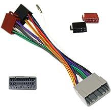 AERZETIX: Adaptador E1 con ISO cables enchufes para autoradio