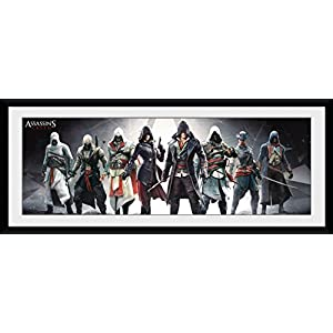 Assassin's Creed – Gerahmter Druck