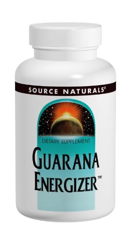Guarana Energizer - 900 mg 60 Tabletten Sehr starke