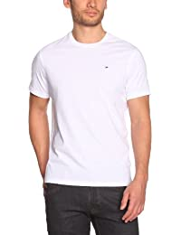 Hilfiger Denim - Hanson - T-shirt - Uni - Col rond - Manches courtes - Homme