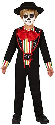 Fancy Me Jungen Mexikanisches Tag der Toten