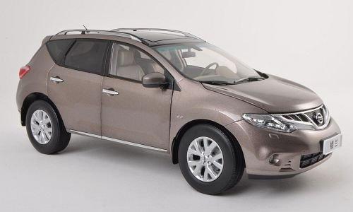 nissan-murano-met-braun-2011-modellauto-fertigmodell-paudi-118