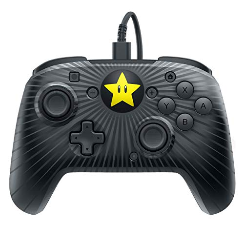PDP - Mando Pro Super Mario Star Edition (Nintendo Switch)