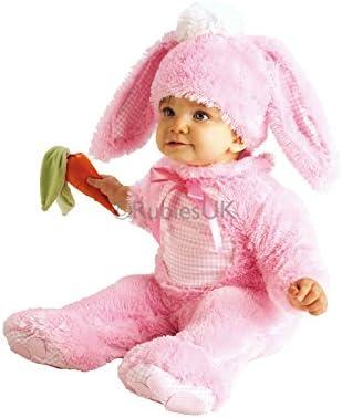 Precious Pink Wabbit - Baby Grow - Childrens Disfraz