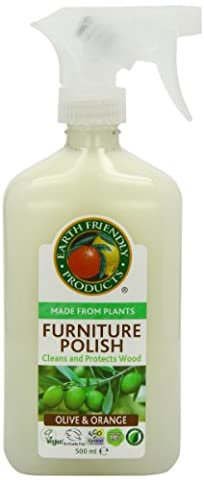 Earth Friendly Furniture Polish 500 ml (Pack of 3)
