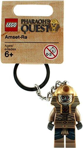 LEGO Pharaohs Quest: Amset-Ra Llavero