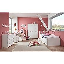 Jugendzimmer, Komplett Set, Mädchen, Jugendzimmermöbel, Kinderzimmer,  Kindermöbel, Kleiderschrank,