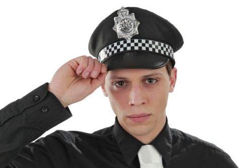 Polizeimütze, Größe: 58, 60