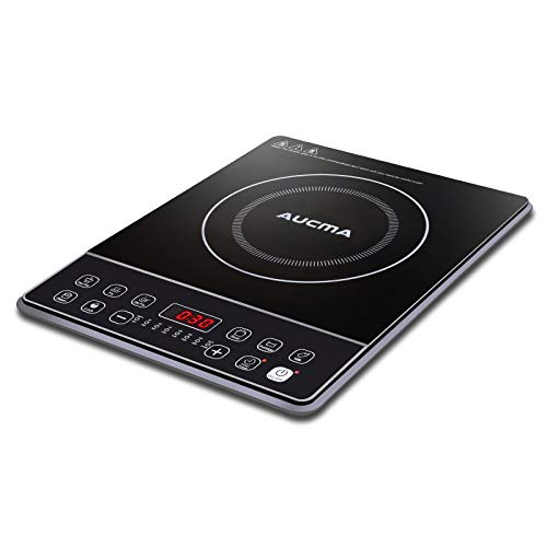 AUCMA Cocina inducción Placa inducción portátil