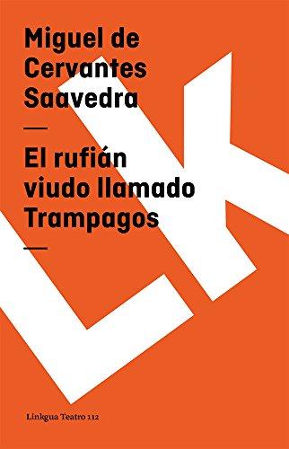 Rufi n Viudo Llamado Trampagos Cover Image