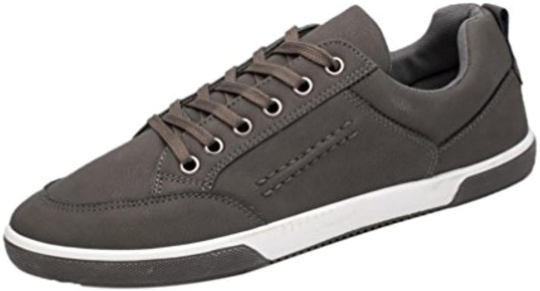 Zapatos de hombre Zapatillas de deporte de hombres de moda Inteligente Casual Estilo británico Deporte Corriendo...