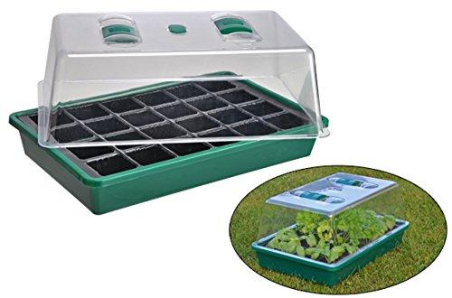 Mgc24 germoir en mini serre spécial plantation pots à semis d'élevage