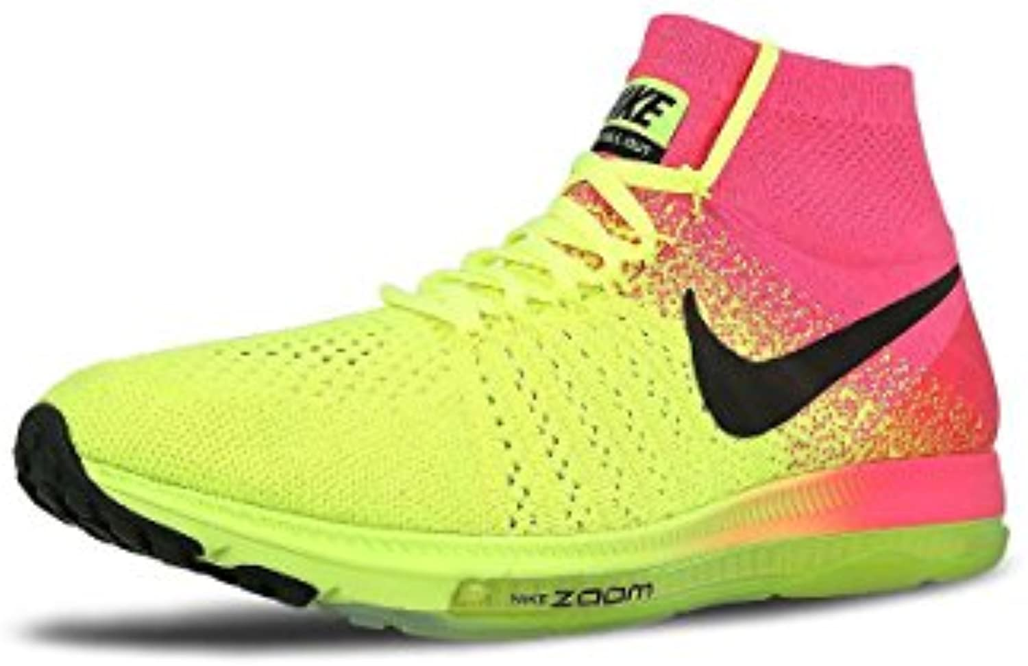 Nike Herren Zoom All Out Flyknit 845716 999 Trail Running Sneakers