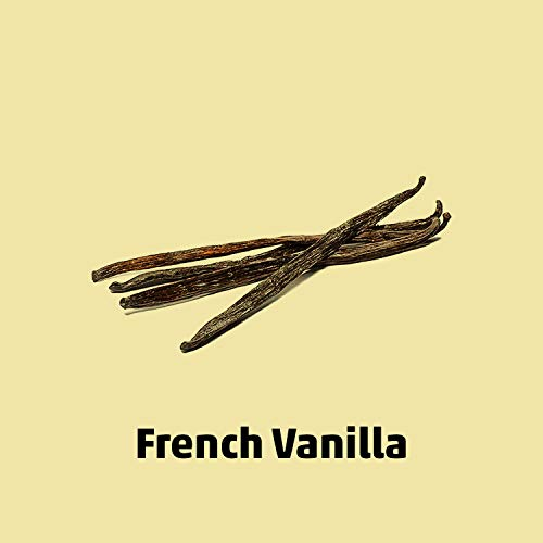Diät Shake Vanille zum Abnehmen | Mahlzeitersatz | hoher Proteingehalt | 218 kcal | Naturaslim - French Vanilla, 500g