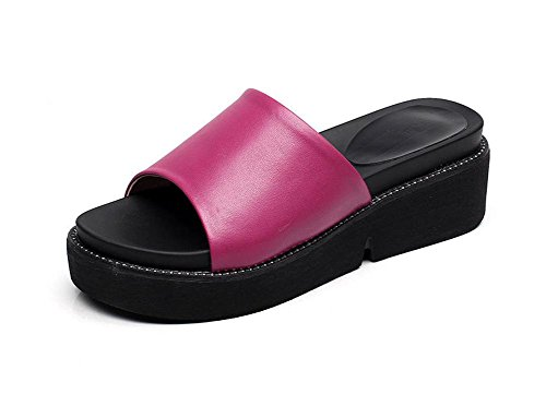 pengweiPattini di moda estate estate delle signore pantofole con scarpe basse spessa casual con pantofole 1