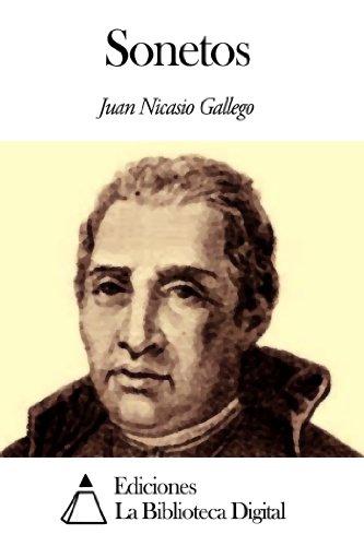 Sonetos por Juan Nicasio Gallego