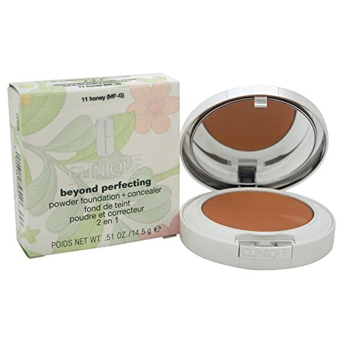 Clinique Fondotinta, Beyond Perfecting Powder Foundation, 14.5 gr, 11-Honey