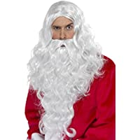 SMIFFYS Babbo Natale Parrucca