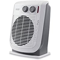 HVF3032 Freestanding 2.2KW Upright Fan Heater with 3 Heat Settings in White