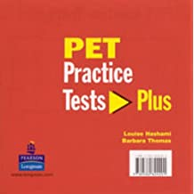 PET Practice Tests Plus Class CD New Edition 1-3