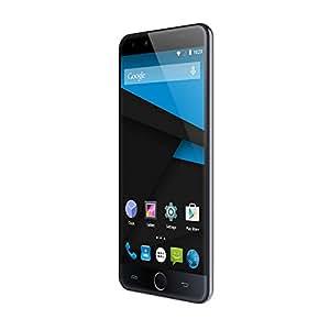 Ulefone Be Touch 4G FDD-LTE Smartphone 5.0 Pollici anteriore Fingerprint Sensor Android 5.0 MTK6752 ricarica rapida nucleo Octa Mali-T760 MP2 nero