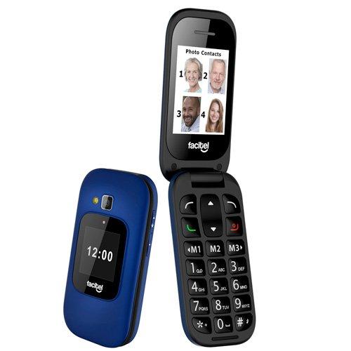 Facitel FS16 - Teléfono Móvil, Fácil Uso