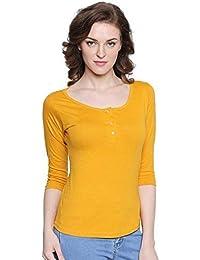 087a640654e9b4 Slim Fit Women s T-Shirts  Buy Slim Fit Women s T-Shirts online at ...